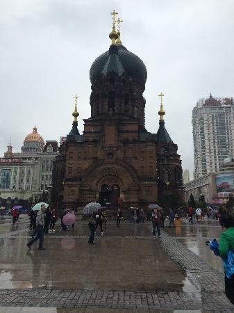 Saint Sophia Cathedral : 大教堂