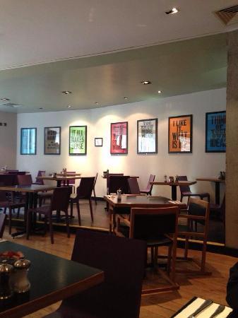 Baltic Restaurant & Bar : 餐厅内部