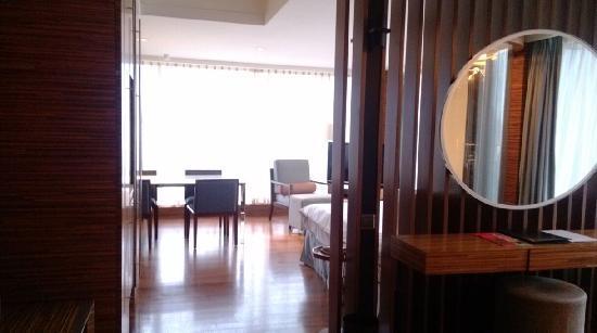 L'hotel Nina et Convention Centre : 在香港住过,房间最大的酒店