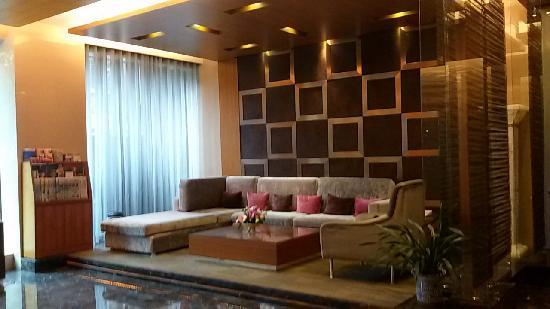 Beauty Hotels Taipei - Roumei Boutique: 大堂一角