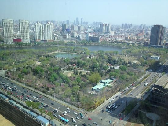 Grand Hyatt Shenyang: what a view