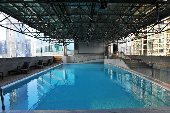 Swimming Pool Picture Of Novotel Shenzhen Watergate Shenzhen Tripadvisor