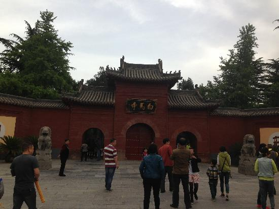 White Horse Temple : 白马寺