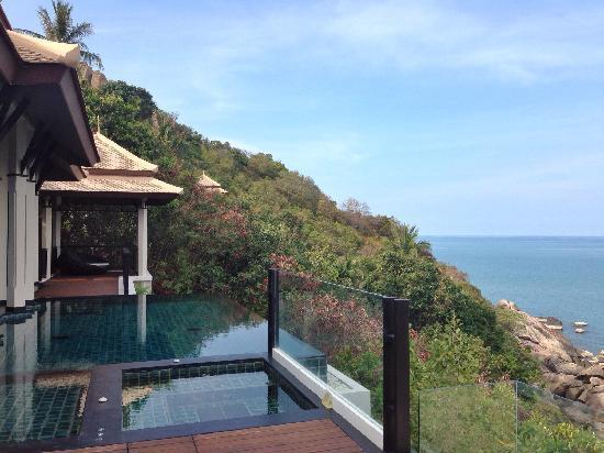 Banyan Tree Samui : royal pool villa