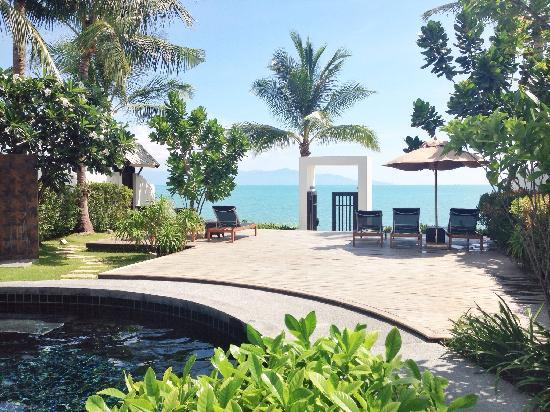 Anantara Bophut Koh Samui Resort: vacation club oceanfront villa