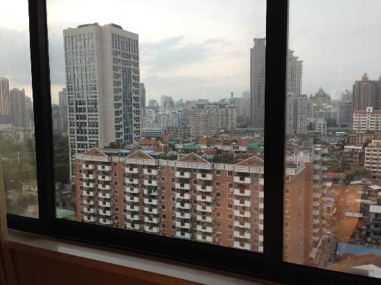 City Hotel Xiamen: 酒店外