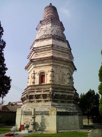 Jizhou Baita Temple