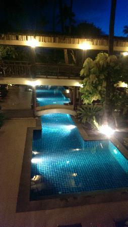 Phra Nang Inn : Swimming pool