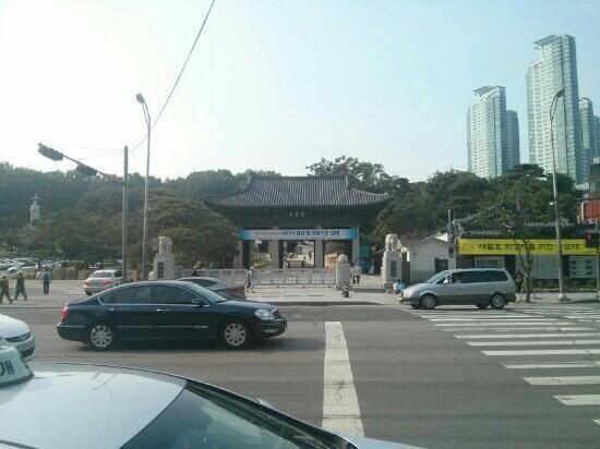 Bongeunsa Temple : 首尔奉恩寺