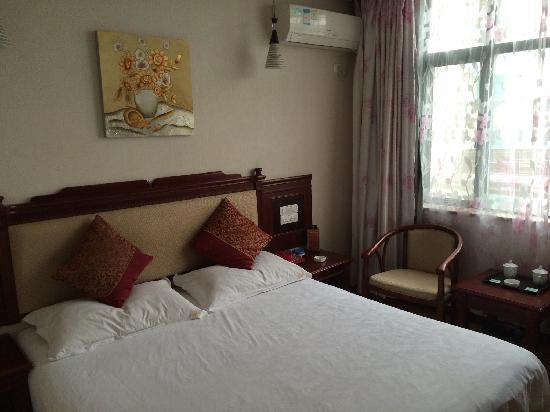 Shiliuyuan Hotel : 房间一角