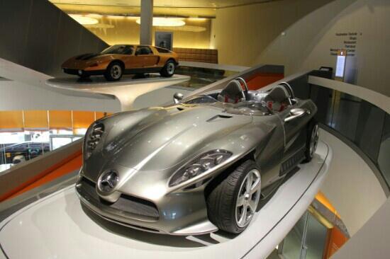 Porsche-Museum: Porsche museum