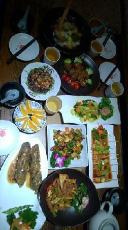 Pure Lotus Vegetarian Restaurant: 超好吃