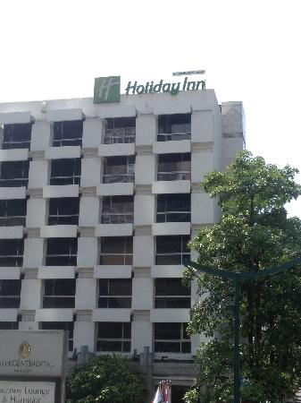 Holiday Inn Bangkok : 酒店外观