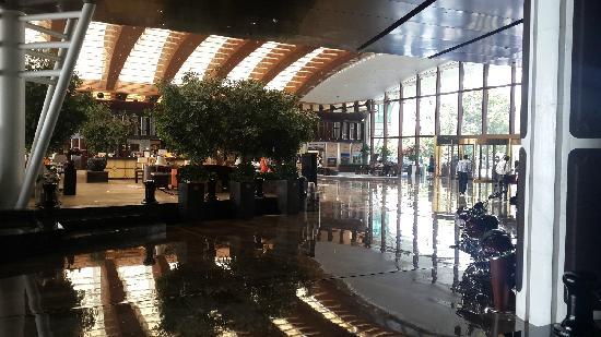 Crowne Plaza Hotel Suzhou : lobby