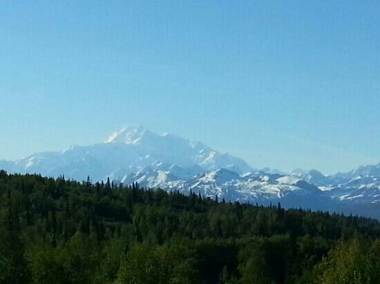 Alaska Veterans Memorial: Mt.Mckinley