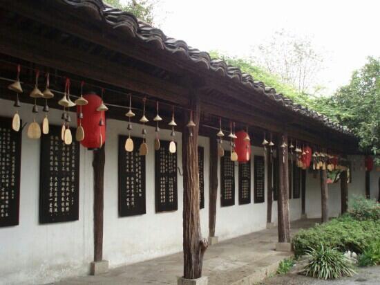 Former Residence of Cai Yuanpei, Shaoxing: 蔡元培也是大户人家啊