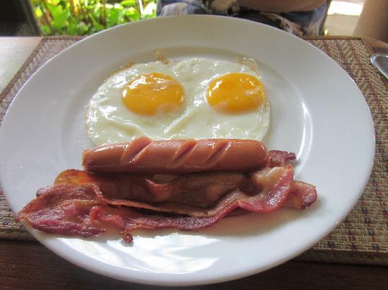 Baan Thai House : 早餐