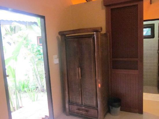 Baan Thai House : 衣柜