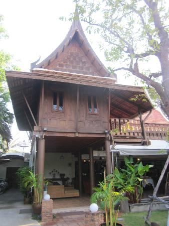 Baan Thai House : 大堂外观