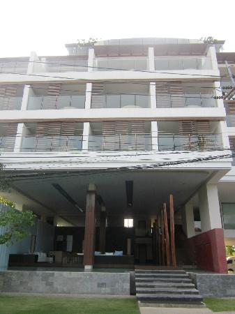 Veranda Resort and Spa Hua Hin Cha Am - MGallery Collection : 副楼外观