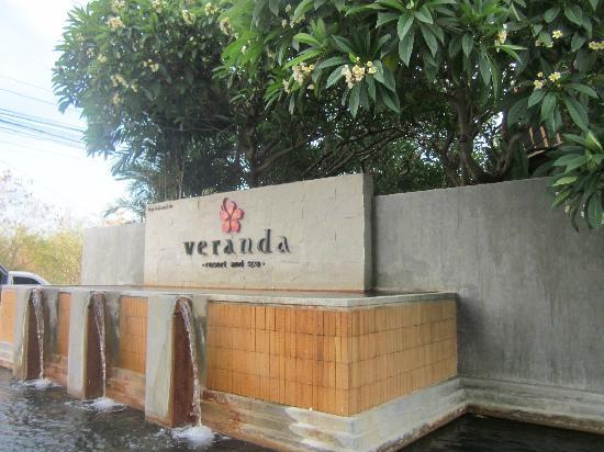 Veranda Resort and Spa Hua Hin Cha Am - MGallery Collection : 度假村标牌