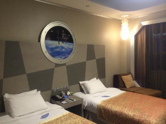 Yaxiang Jinling Hotel Luoyang: standard room