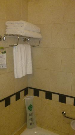 Beijing Guangxi Plaza: 浴室