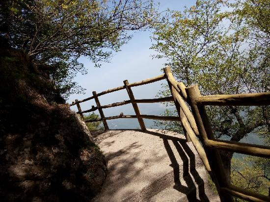 Mt. Funiu Ski Resort: 路