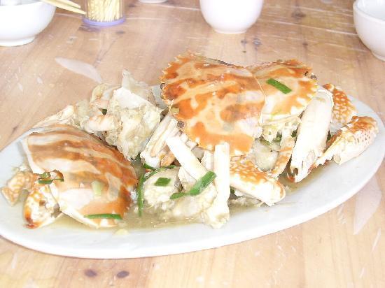 Spring Garden Seafood Plaza: 在春园海鲜广场吃海鲜