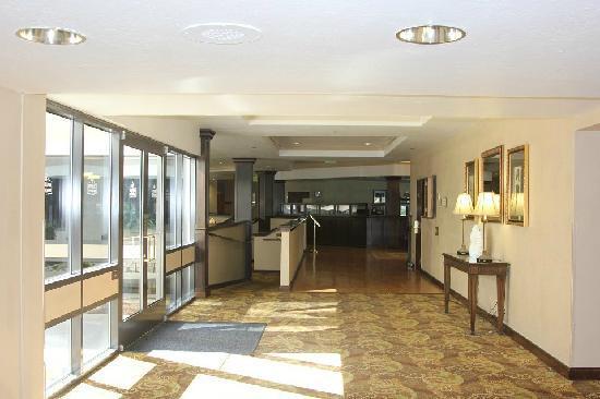 Country Inn & Suites By Carlson, Sunnyvale : 大堂