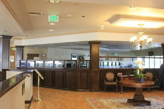 Country Inn & Suites By Carlson, Sunnyvale: 大堂