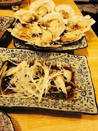 WeiHai Wei Seafood XiaoGuan