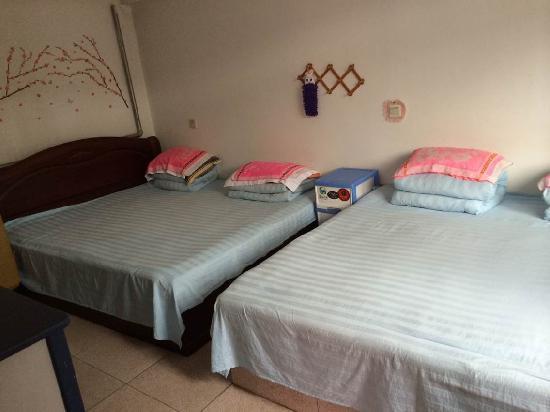 Miyun Xiangqing Home Inn : 客房