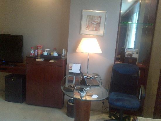 Hongrui Jinling Hotel Hefei: 房间1