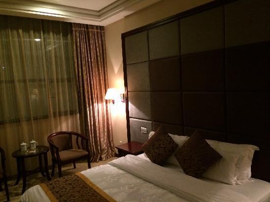 Xingyu International Hotel: 房间一角