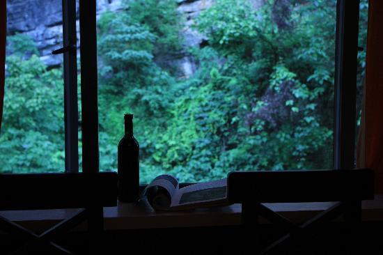 Guanjinglou Hotel: 观景房景色