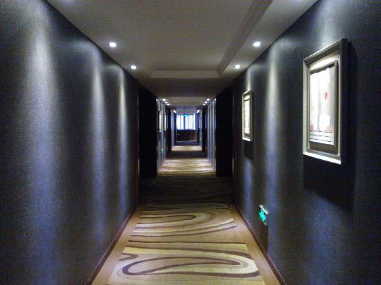 Liantianke Boutique Hotel : 酒店的走廊
