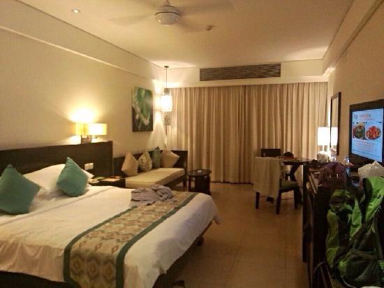 Howard Johnson Resort Sanya Bay: 房间很一般