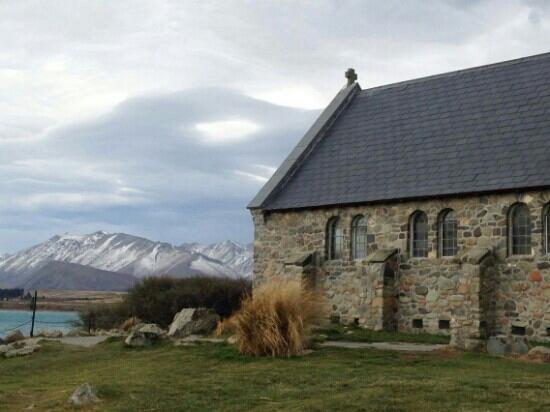 Iglesia del Buen Pastor: 教堂