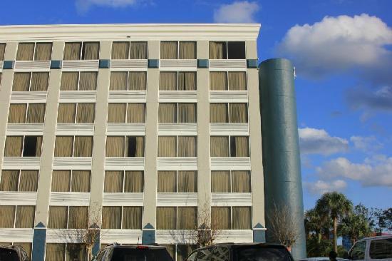 Park Inn By Radisson Resort and Conference Center Orlando: waiguan