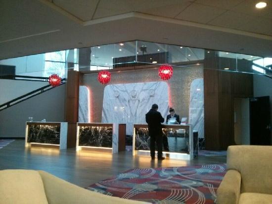 Crowne Plaza Princeton - Conference Center : lb