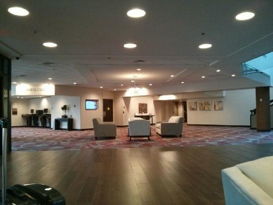 Crowne Plaza Princeton - Conference Center : datang