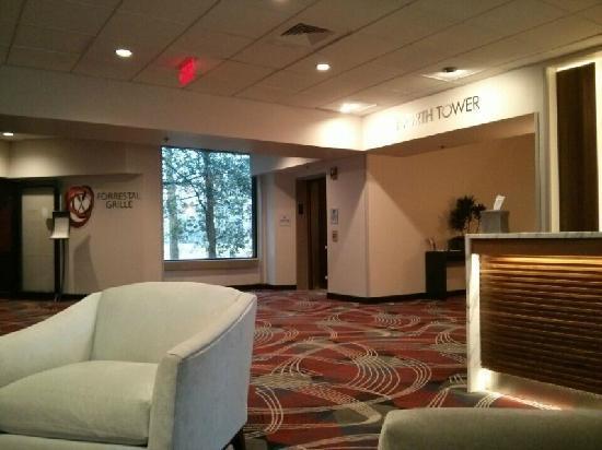 Crowne Plaza Princeton - Conference Center : dianti
