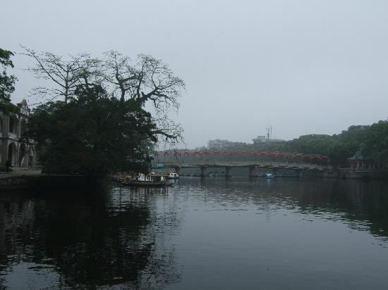Chaozhou West Lake Park: 西湖远景