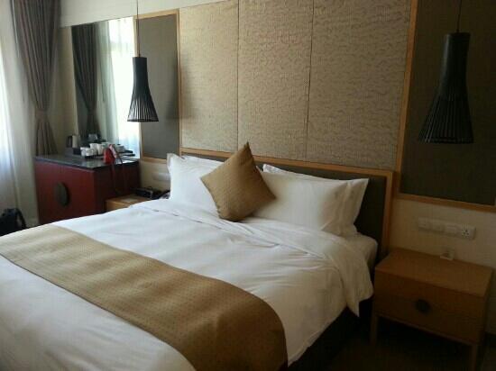 Holiday Inn Resort Beijing Yanqing : 行政楼层