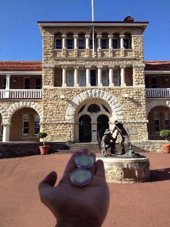 The Perth Mint: 造币厂