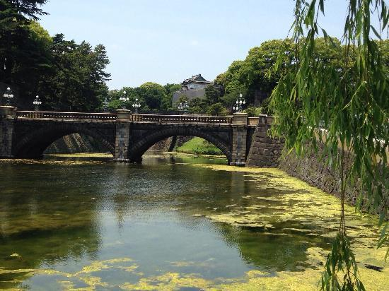 Imperial Palace : 二重桥