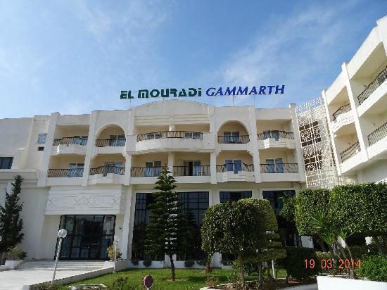 El Mouradi Gammarth: 外观