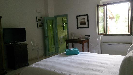 Villa I Barronci : 房间