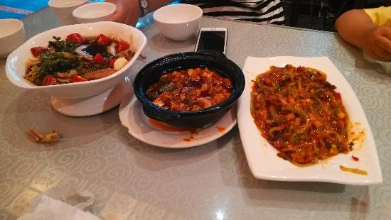 Chen Mapo tofu (Luomashi): 经典川菜